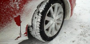 tires in cold weather