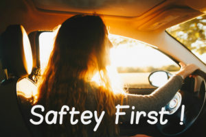 Student Drivers Safety First