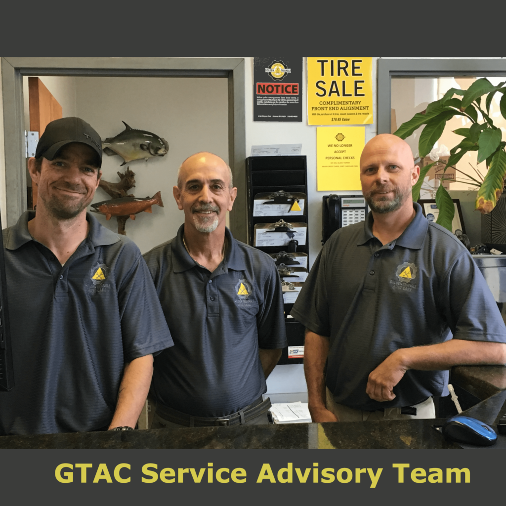 GTAC Service Advisory Team