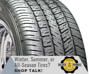 Winter Summer or All-Season Tires in Colorado?