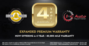 4 Year or 40,000 Mile Warranty starting in 2021