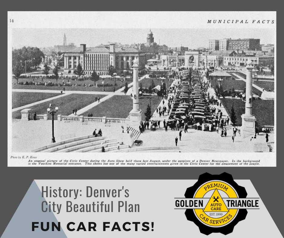Golden Triangle Auto Care Shares Denver's City Beautiful Story